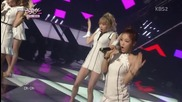 130315 Two X - Ring Ma Bell @ Music Bank