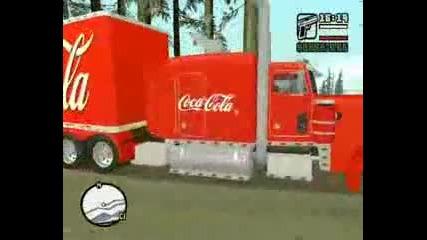 Gta San Adreas Coca Cola