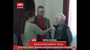 Атака с дарение за клуба на диабетика в Хасково