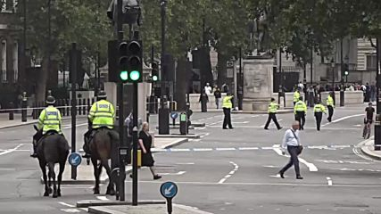 United Kingdom: Several injured after car smashes into parliament security barriers
