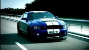 Top Gear - Shelby Mustang Gt 500