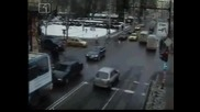Sofia, Bulgaria - катастрофа