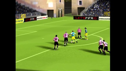 Gool Fifa 2010 from Parma and Bojinov