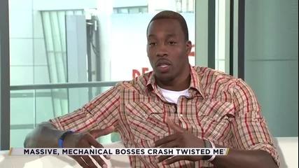 E3 2011: Adidas Micoach - Dwight Howard Interview