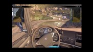 Scania Truck Driving Simulator Епизод.1 (nil2)