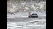 Porsche Cayenne Test Drive По Кал