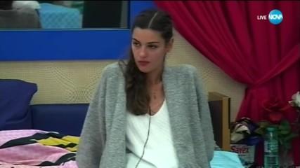 Ричард към Розмари: ''Ти лъжеш пред цяла България!'' - VIP Brother 2018