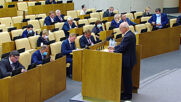 Russia: Duma approves bill banning former members of 'extremist' organisations from election to parliament