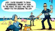 Социалните мрежи се опълчиха на забраната за буркини във Франция