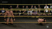 Drew McIntyre vs. Adam Cole – NXT Title Match: WWE NXT, Jan. 3, 2018 (Full Match)