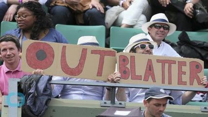 Game Over! FIFA President Blatter Steps Down