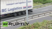 France: Migrant dies trying to reach UK on Channel Tunnel train