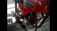simson s150 / симсон с двигател от Мз