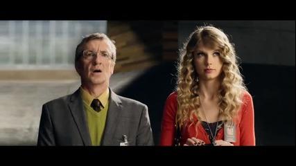 Реклама на Sony Камери със Тейлър Суифт