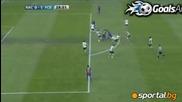 Рейсинг Сантандер - Барселона 0 - 2 11.03.2012