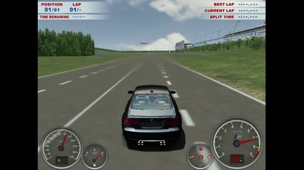Bmw M3 Challenge - Top Speed
