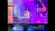 Music Idol 2: Шанел Еркин – La Plus Belle Pour Aller Dancer 14.04.2008 *HQ*