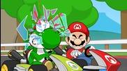 Супер Марио пародия