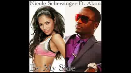 За 1 път в сайта Nicole Scherzinger Ft. Akon - By My Side [new 2010+download link]