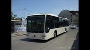 Много хубави автобуси Mercedes от република Турция доидоха в република Бьлгария