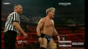 Chris Jericho and Big Show vs D - Generation X - Part 1/2 | Raw | 5.10.2009