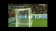 Milan - Inter 0:4 - гол на Деян Станкович