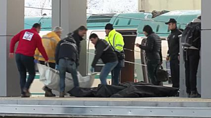 Turkey: High-speed train crash leaves four dead, over 40 injured
