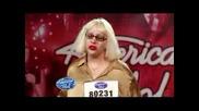 Американски Идиоти в Music Idol - Dont Cha!!!смях