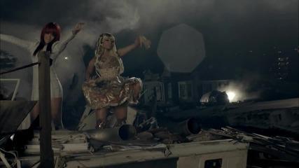 « Превод » Nicki Minaj ft. Rihanna - Fly ( Официално Видео )