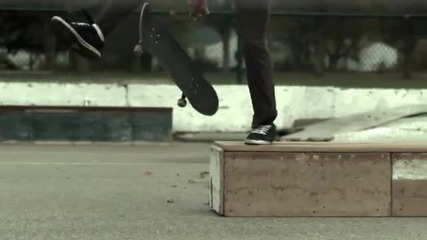 Wtf skateboarding tricks part 2 (1000fps slow motion)