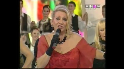 Vesna Zmijanac - Ne kunite crne oci - Novogodisnji Grand Show - (RTV Pink 2009)