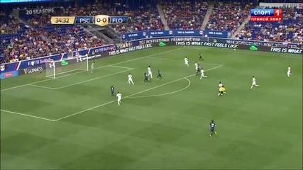 Paris Saint Germain - Fiorentina 4:2