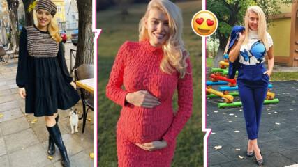 """Изненада! Ева Веселинова е бременна с близнаци: """"В мен бият ТРИ сърца"""""""
