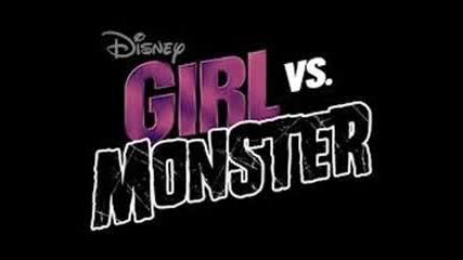 Girl Vs. Monsters - Skylar Lewis (оливия Холт) - Fearless