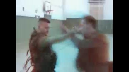 Тактическо обучение на полицай