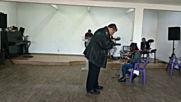 Молитвена служба, Иисус Христос възкръсна