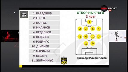 Илиан Илиев води отбора на втория кръг в efbet Лига