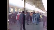 Торсида Пловдив-гарата