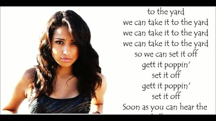 Jasmine Villegas - To the yard (lyrics)