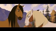 Спирит - Бг Аудио - 4/6 Wide Screen Edition # Spirit: Stallion of the Cimarron (2002) Dreamworks hd
