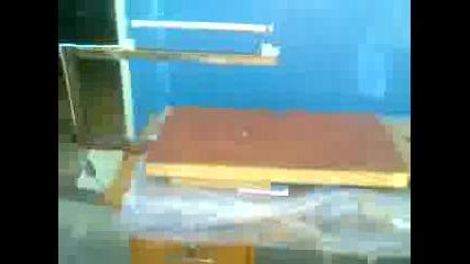 стенд за рязане стеропор