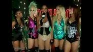 Pussycat Dolls на снимачната площадка на си Bottle Pop + Bg Subs