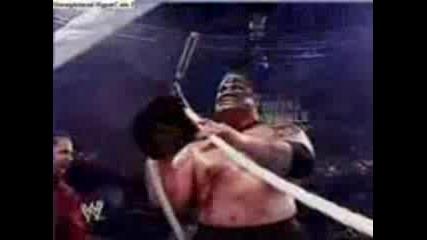 Wwe - John Cena Vs Umaga Wwe Championship.3gp