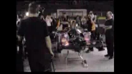 Тестване На Двигател На F1