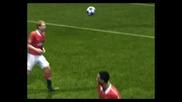Бг Коментар Pes 11 Robben Супер гол ! ! !