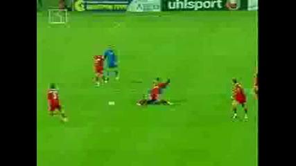 Levski - Dinamo - Emil Angelov Goalllllllll