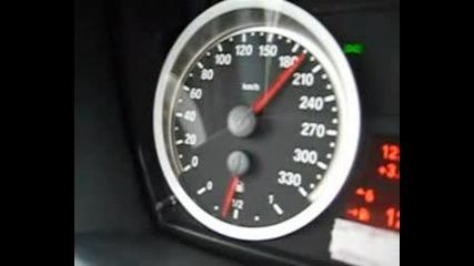 2007 bmw m3 e92 0 - 300 kmh 186 mph