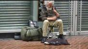 Старец Свири с лъжици Birmingham