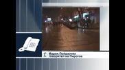 """15 души са потърсили медицинска помощ в """"Пирогов"""" след протестите във вторник"""