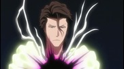 Bleach - Urahara vs Aizen - Kido Battle
